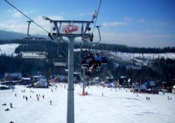 پیست اسکی آلوارس جاذبه گردشگری سرعین