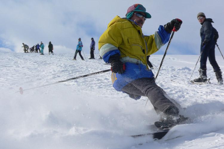 پیست اسکی آلوارس منطقه نمونه گردشگری
