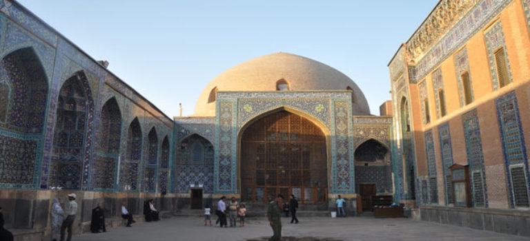 مجموعه آرامگاه و خانقاه شیخ صفی الدین اردبیلی