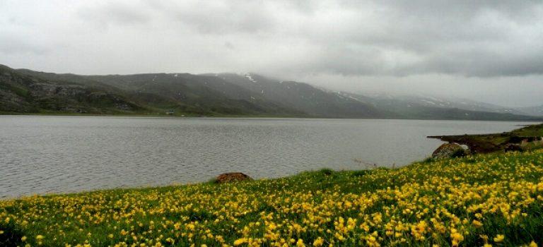 معرفی دریاچه نئور – جاذبه های گردشگری استان اردبیل