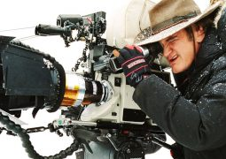 بیوگرافی کوئنتین تارانتینو - در پشت صحنه فیلم هشت نفرت انگیز