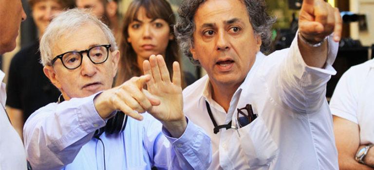 بیوگرافی داریوش خنجی مدیر فیلمبرداری ایرانی وودی آلن