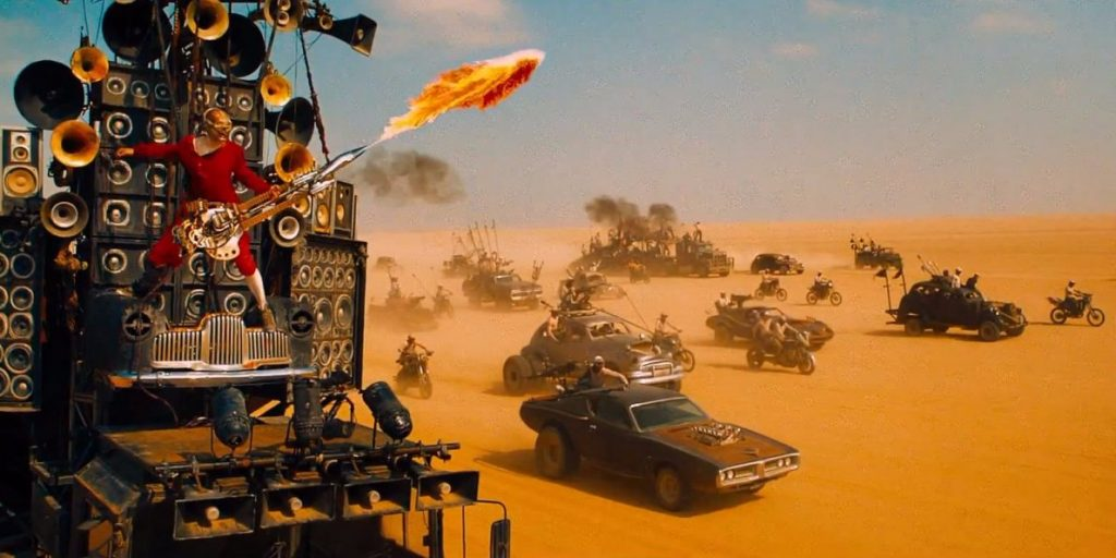مَد مَکس: جاده‌ی خشم / Mad Max: Fury Road