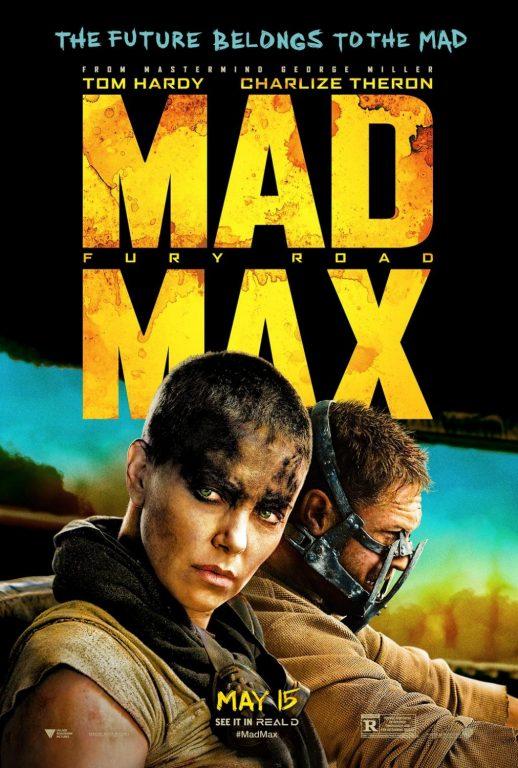 پوستر فیلم سینمایی مد مکس: جاده خشم