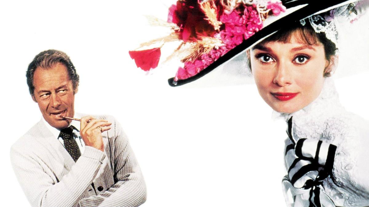 مروری بر فیلم سینمایی بانوی زیبای من ساخته شده به سال 1964