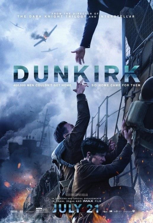 پوستر فیلم دانکرک