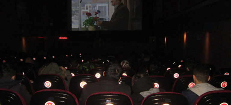 فروش اینترنتی بلیط سی و پنجمین جشنواره فجر در اردبیل