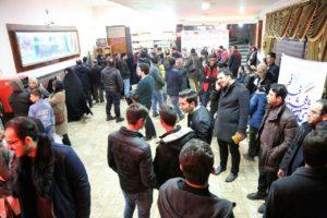 سینما قدس اردبیل - جشنواره فیلم فجر - سومین دوره استانی