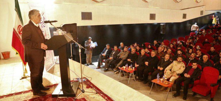 افتتاح جشنواره فیلم فجر در اردبیل
