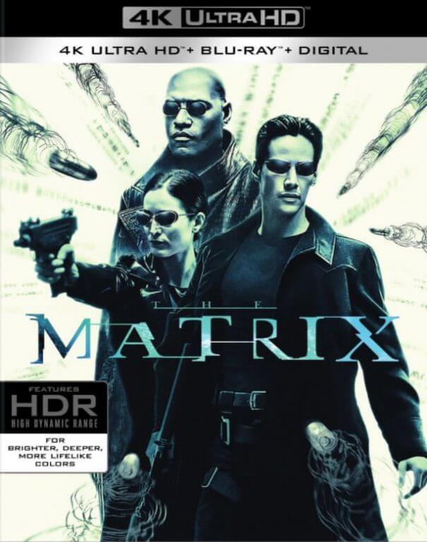 """""""ماتریکس"""" با فرمت فور کی، عرضه میشود"""