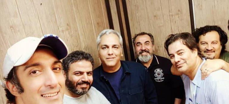 مهران مدیری سریال ۹۰ قسمتی جدید میسازد