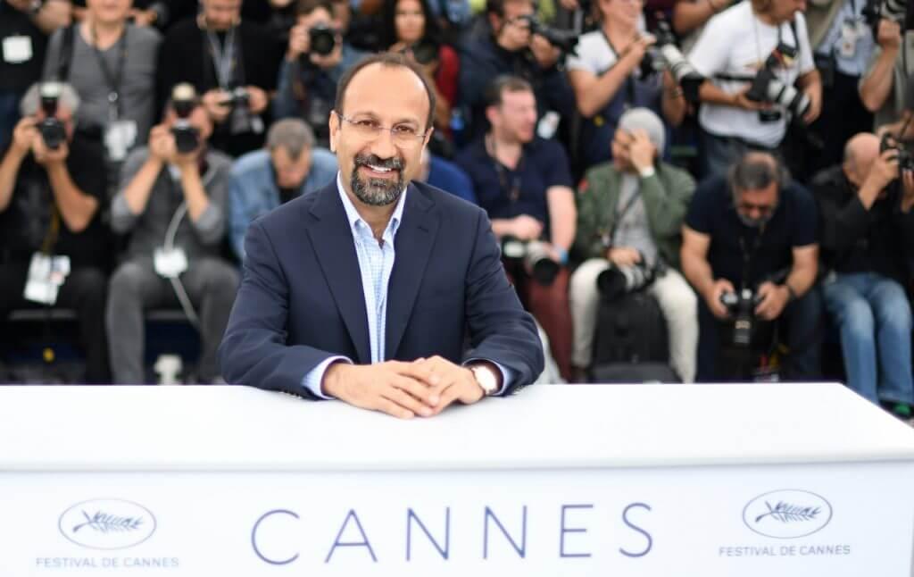 اصغر فرهادی در جشنواره کن 2018
