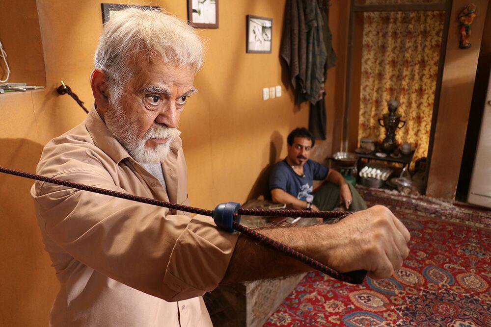 تهیه کننده فیلم:حال مهدی فخیمزاده خوب است