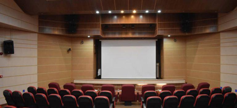 بهره برداری از سینما «بیستون» کرمانشاه