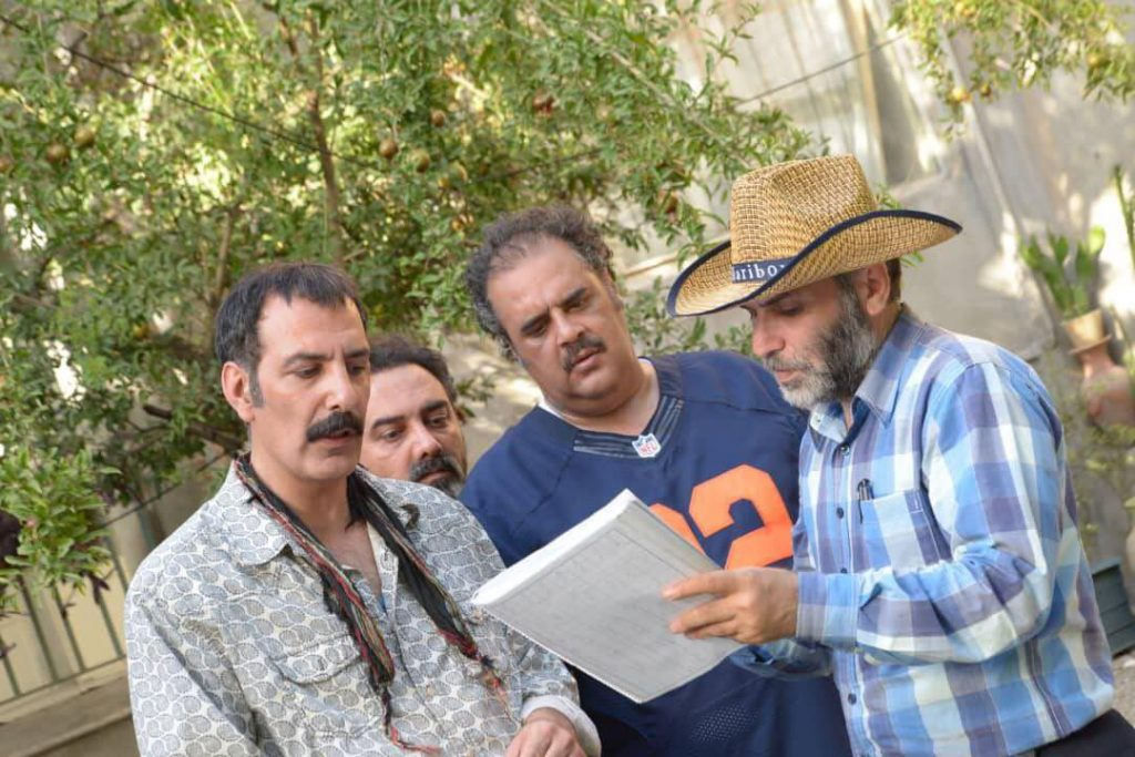 فیلمبرداری زندانیهای ده نمکی پایان یافت