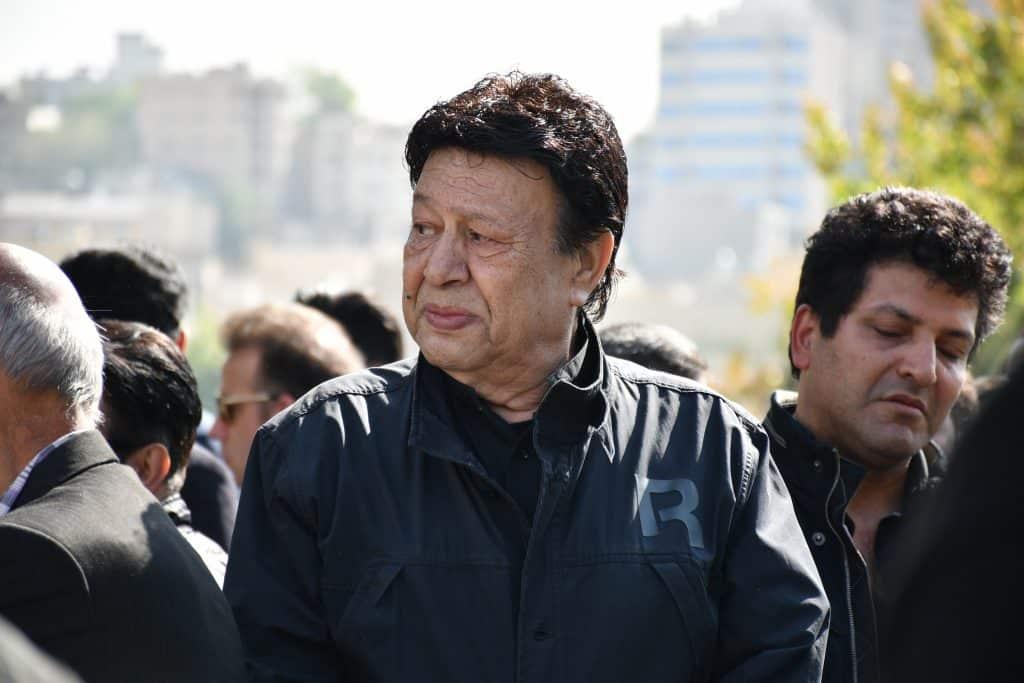 در روز سینما حسین عرفانی درگذشت