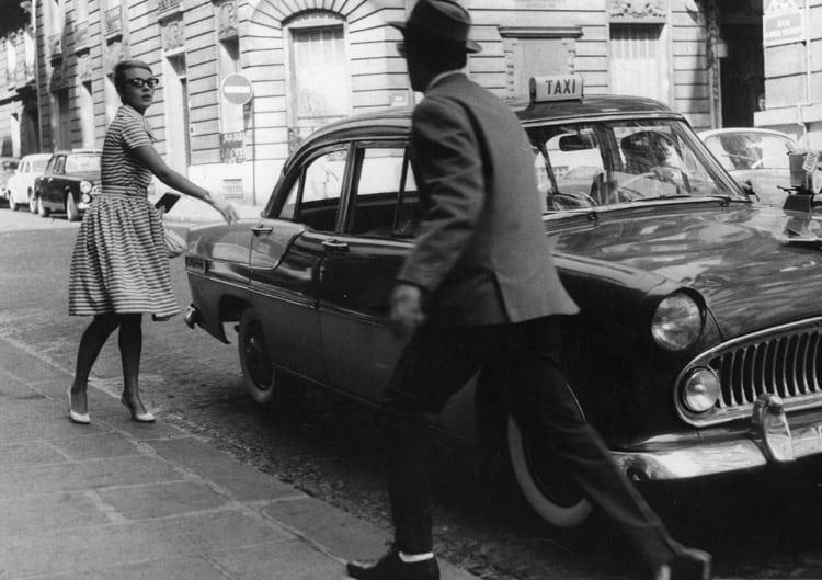 نمایی از فیلم «از نفس افتاده» تولید سال 1959 - نمایش 1960