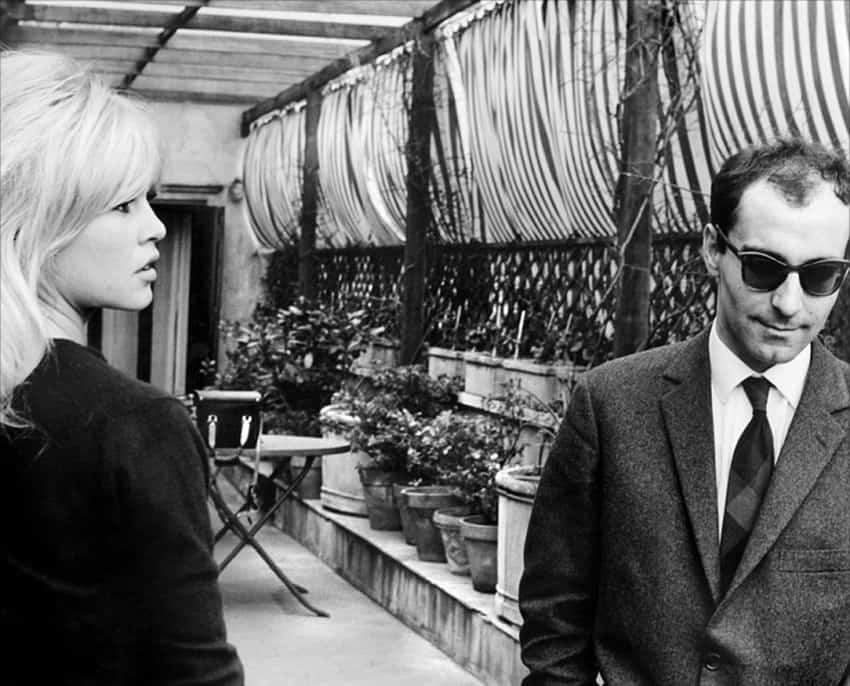 زنان در فیلمهای ژان لوک گدار