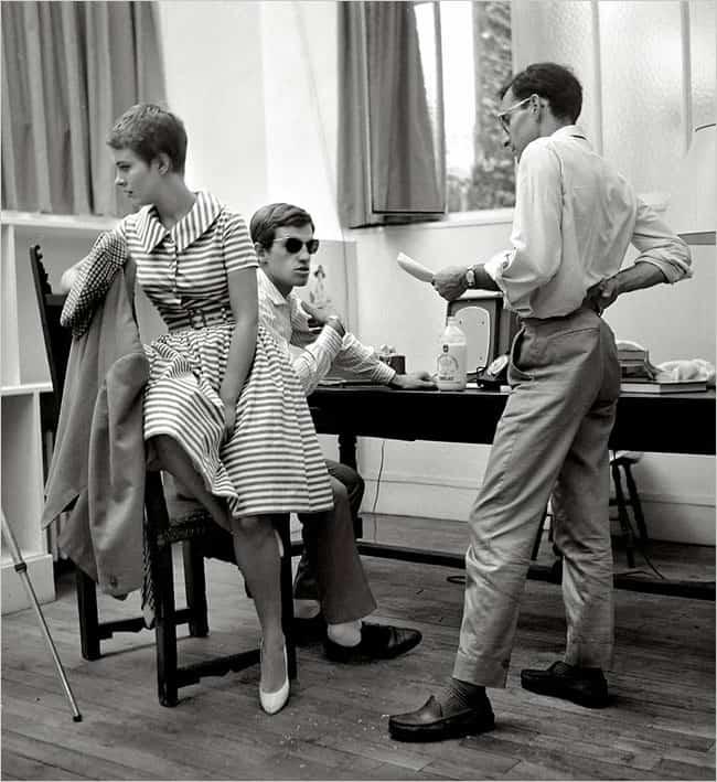 همه چیز درباره ژان لوک گدار