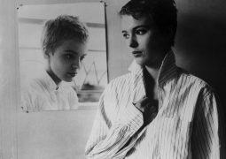 ژان سیبرگ در فیلم از نفس افتاده - اولین فیلم سینمایی ژان لوک گدار