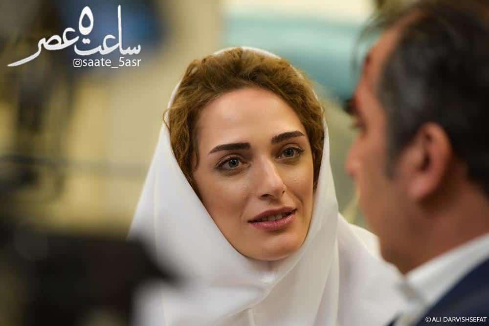 نمایی از فیلم ساعت 5 عصر ساخته مهران مدیری