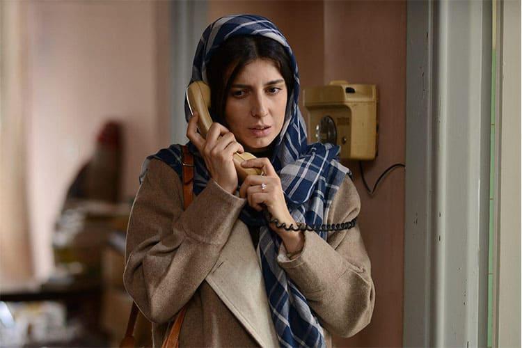 لیلا حاتمی در فیلم بمب: یک عاشقانه
