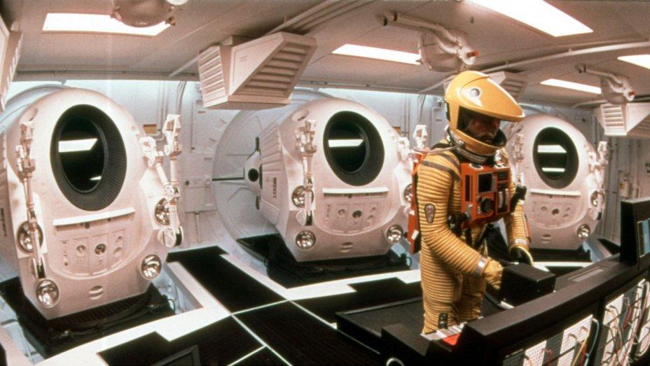 ۲۰۰۱: A Space Odyssey