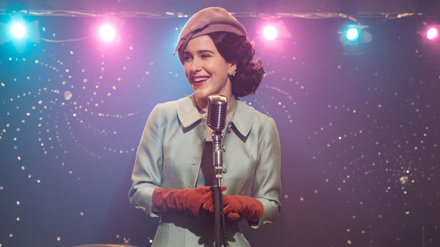 ریچل بروزناهان (The Marvelous Mrs. Maisel)