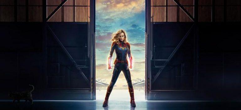 رونق سینمای ابرقهرمانی با کاپیتان مارول ادامه دارد