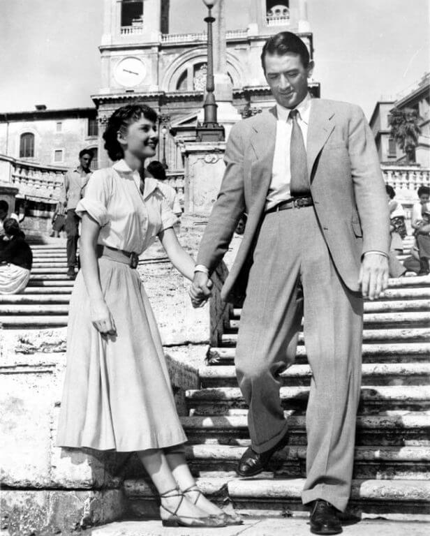 تعطیلات رومی 1953