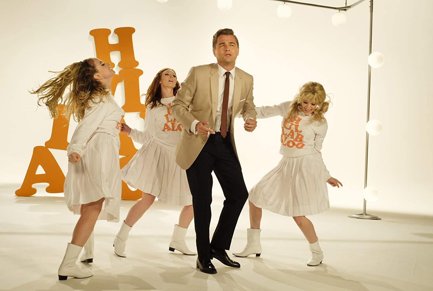 Leonardo DiCaprio in Once Upon a Time in Hollywood (2019)
