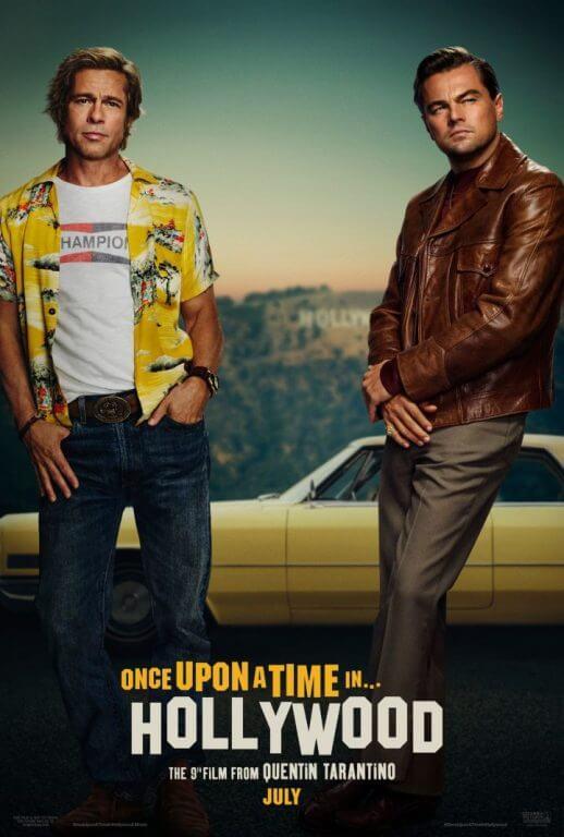 پوستر فیلم روزی روزگاری در هالیوود