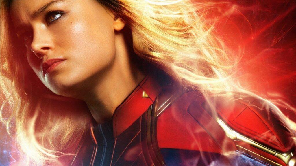 کاپیتان مارول - Captain Marvel 2019