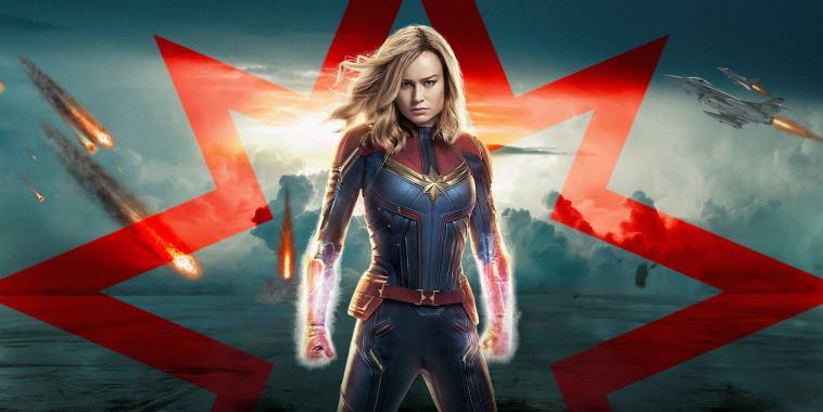 واکنش منتقدان به فیلم Captain Marvel - کاپیتان مارول