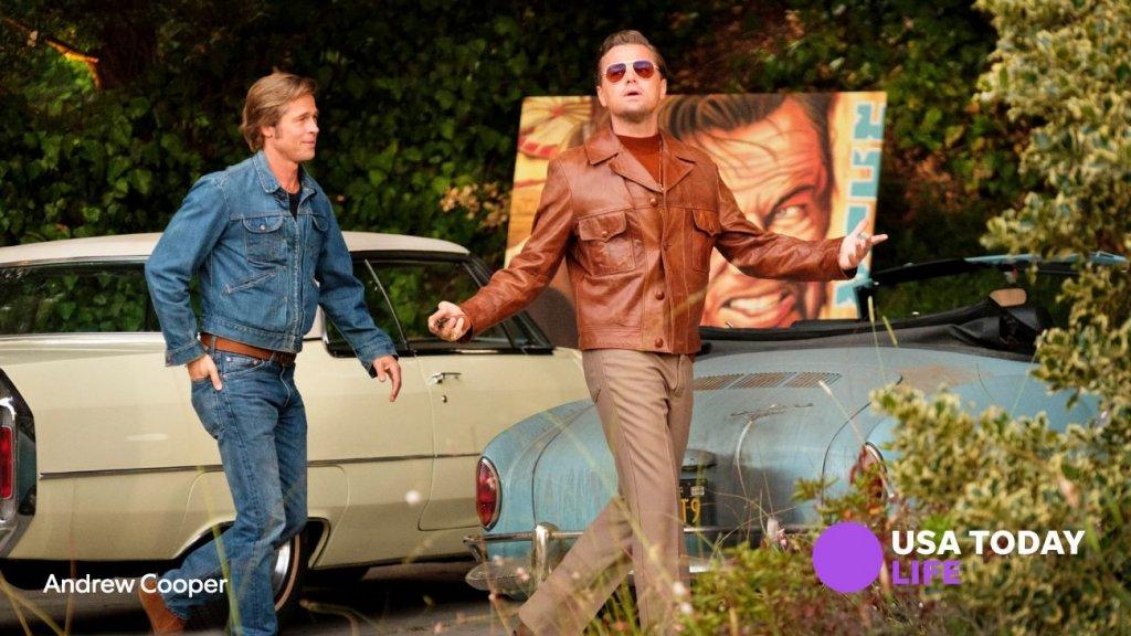 دی کاپریو و براد پیت در روزی روزگاری هالیوود