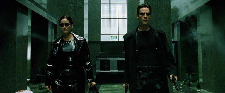 واچوفسکیها ادامه Matrix را نمی سازند