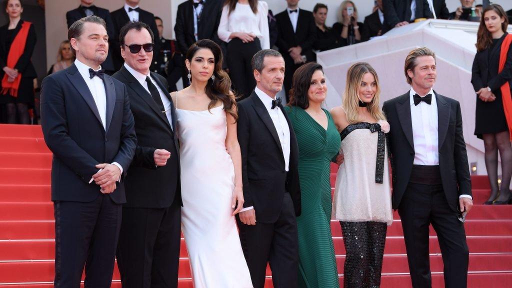 فرش قرمز جشنواره کن 2019: فیلم روزی روزگاری در هالیوود