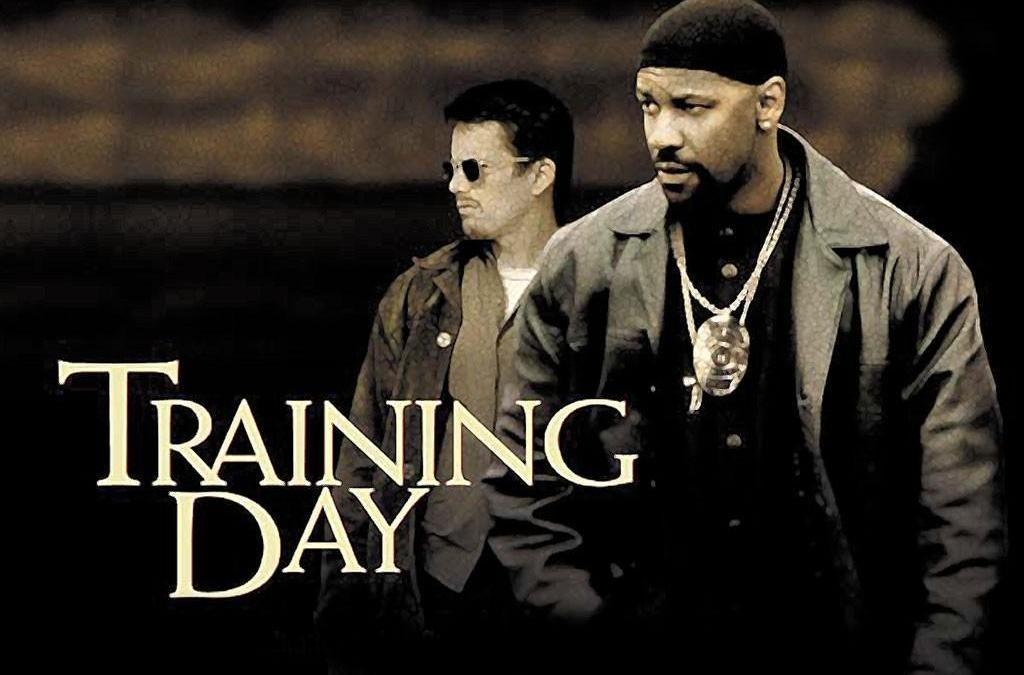 دنزل واشینگتن در فیلم روز تعلیم