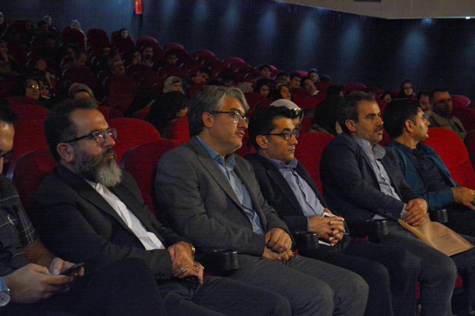 ویژه برنامه تجلیل از خانواده زنده یاد مرحوم رسول ملاقلی پور - سینما قدس اردبیل - روز ملی سینما - 1398