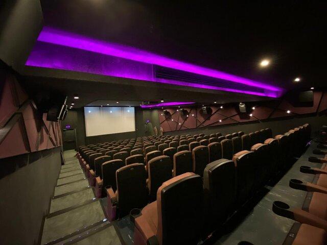 «پردیس سینمایی گالریا» در ولنجک افتتاح میشود