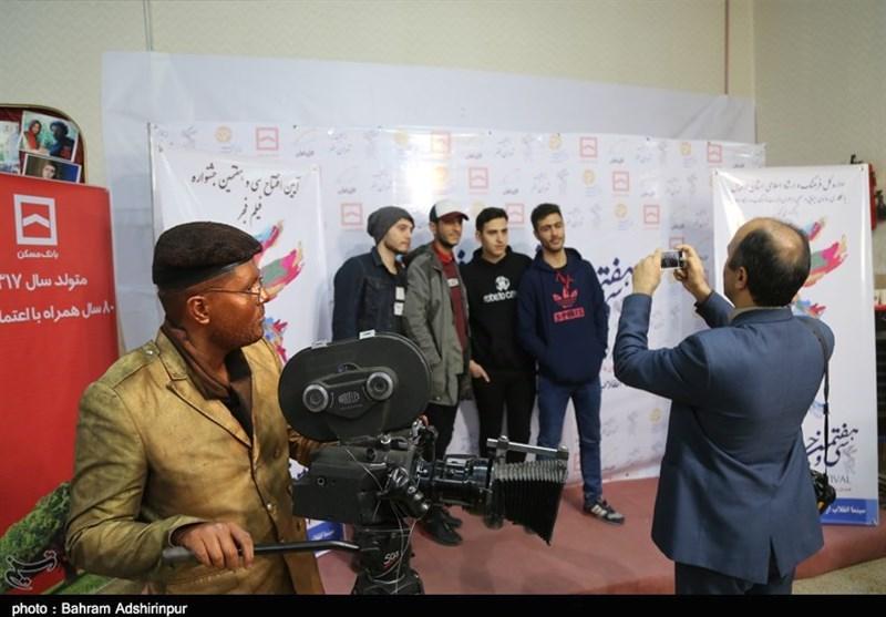 عکسی از سی و هفتمین جشنواره فجر – سینما انقلاب اردبیل
