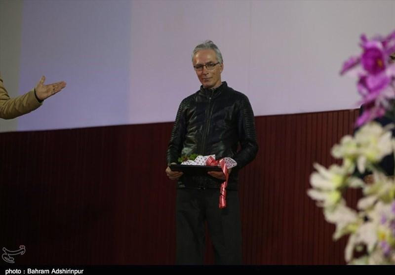 تقدیر از حسن صیقلی – در سی و هفتمین جشنواره فیلم فجر – سینما انقلاب اردبیل