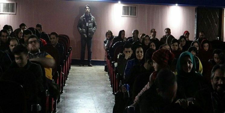 سی و هفتمین جشنواره فیلم فجر در اردبیل