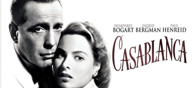 ويژه نامه فیلم «کازابلانکا»به كارگرداني مایکل کورتیز