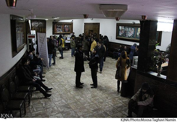 عکسهای اولین دوره جشنواره فیلم فجراردبیل - 7