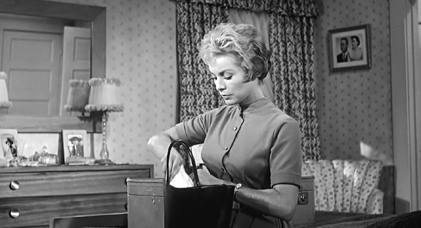 ماریون در متل بیتس
