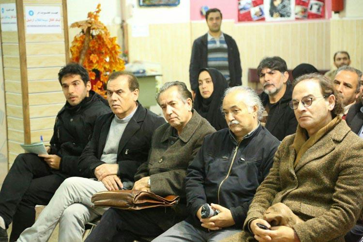 نشست خبری سی و هفتمین جشنواره فیلم فجر استانی اردبیل – سینما انقلاب اردبیل