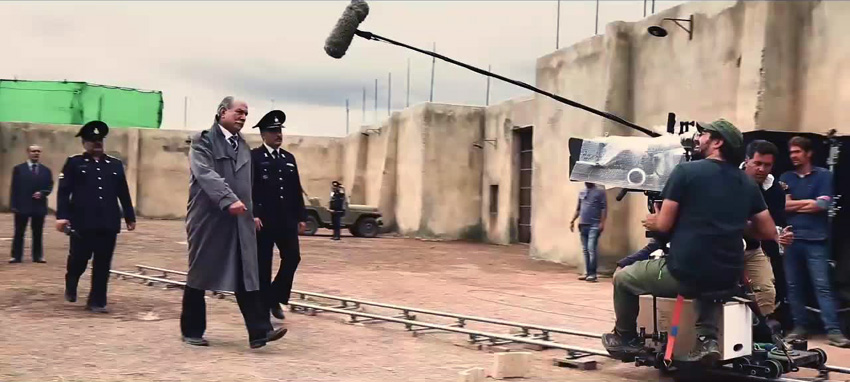هومن بهمنش مدیر فیلمبرداری فیلم سینمایی سرخپوست