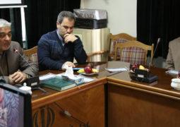 جلسه هماهنگی سینماهای اردبیل با اداره کل فرهنگ و ارشاد اسلامی - جشنواره فیلم فجر دوره سی و هشتم