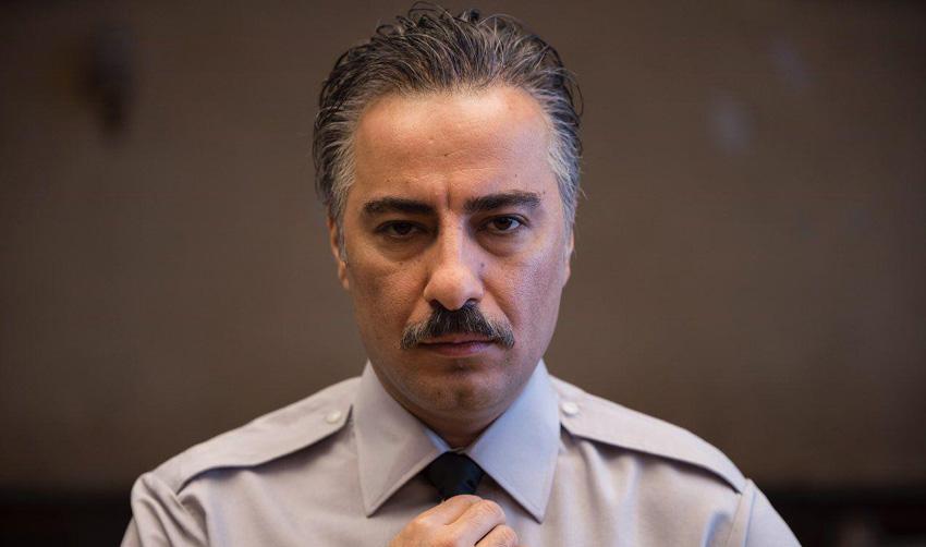 نوید محمدزاده در فیلم سینمایی سرخپوست
